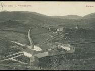Pogled na buzetsku Funtanu između dva svjetska rata, Buzet. Iz arhive Zavičajnog muzeja u Buzetu