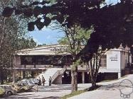 Robna kuća u Buzetu 70-ih godina, Buzet. Iz arhive Zavičajnog muzeja u Buzetu