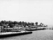 Pogled na gradilište u Červar portu 1976. godine, Červar. (fn. 14755-b) Iz arhive Arheološkog muzeja Istre