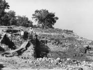 Iskopavanja na nalazištu antičke vile u Čevar portu 1978. godine, Červar. (fn. 16240) Iz arhive Arheološkog muzeja Istre