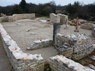 Porušena bazilika. Crkva Svetog Mihovila/arheološko nalazište Banjole. Autor: Aldo Šuran (2010.)