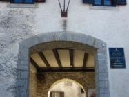 Gradska vrata i lođa s vanjske strane, Gračišće. Autor: Željko Cetina (2013.)