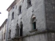 Palača Salamon iz 15. stoljeća, Gračišće. Autor: Željko Cetina (2013.)