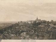 Panorama Grožnjana 30-ih godina. Grožnjan. Iz arhiva Zavičajnog muzeja u Buzetu