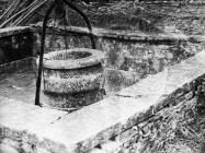 Bunar u Guranu 1955. godine, Guran. (fn. 3140) Iz arhive Arheološkog muzeja Istre