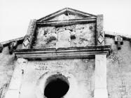 Crkva sv. Petra na lokalitetu Tondolon 1997. godine, Juršići. (fn. 29001) Iz arhive Arheološkog muzeja Istre