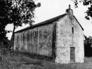 Crkva sv. Agate, Kanfanar. (fn. 33864) Iz arhive Arheološkog muzeja Istre