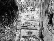 Freske u crkvi sv. Mihovila, Sveti Mihovil na Limu. (fn. Konzervatorski zavod c) Iz arhive Arheološkog muzeja Istre