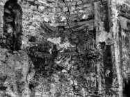 Freske u crkvi sv. Mihovila, Sveti Mihovil na Limu. (fn. Konzervatorski zavod a) Iz arhive Arheološkog muzeja Istre