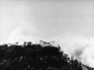 Kula Turan 6. svibnja 1992. godine nakon eksplozije, Koromačno. (fn. 25956) Iz arhive Arheološkog muzeja Istre