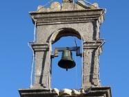 Preslica i zvono crkve Majke Božje od Zdravlja, Medulin. Autor: Aldo Šuran (2010.)