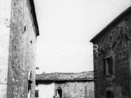 Kuće u Mutvoranu 1967. godine, Mutvoran. (bn. 8616) Iz arhive Arheološkog muzeja Istre
