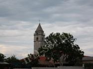 Crkva Svete Marije Magdalene, zvonik, Mutvoran. Autor: Aldo Šuran (2009.)