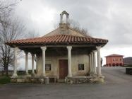 Crkva sv. Roka, Oprtalj. Autor: Željko Cetina (2013.)