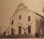 Crkva Sv. Jurja iz XV. st., snimljena početkom XX. st., L'Arena di Pola (26. prosinac 1978.)