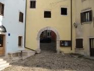 Gradska vrata, Oprtalj. Autor: Aldo Šuran (2007.)