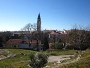Pogled sa sjeverne strane, Pićan. Autor: Željko Cetina (2013.)