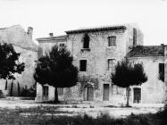 Gotička kuća sredinom 60-ih godina, Poreč. (bn. 7874b) Iz arhive Arheološkog muzeja Istre