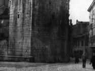 Peterokutna kula 1952. godine, Poreč. (fn. 919a) Iz arhive Arheološkog muzeja Istre