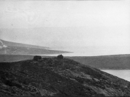 Pogled na lokalitet starog Raklja sredinom 60-ih godina, Rakalj. (bn. 6484) Iz arhive Arheološkog muzeja Istre