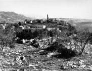 Pogled na Roč početkom 60-ih godina, Roč. (fn. 5843) Iz arhive Arheološkog muzeja Istre