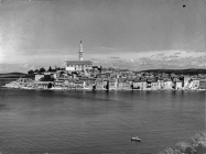 Pogled na Rovinj, Rovinj. (Foto Orel) Iz arhive Arheološkog muzeja Istre