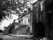 Seoska arhitektura  krajem 50-ih godina, Selina. (fn. 4528) Iz arhive Arheološkog muzeja Istre