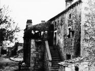 Seoska arhitektura  krajem 50-ih godina, Selina. (fn. 4529) Iz arhive Arheološkog muzeja Istre