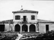 Stancija Sorna prije rekonstrukcije 1971. godine, Sorna. (bn. 10326) Iz arhive Arheološkog muzeja Istre