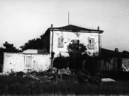 Stancija Sorna u prvoj polovici 60-ih godina, Sorna. (fn. 7789) Iz arhive Arheološkog muzeja Istre