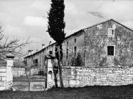 Stancija u Gajani sredinom 60-ih godina, Gajana. (bn. 6357) Iz arhive Arheološkog muzeja Istre