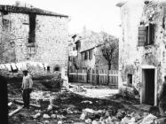 Gradilište hotela Kristal 1969. godine, Umag. (bn. 10343) Iz arhive Arheološkog muzeja Istre