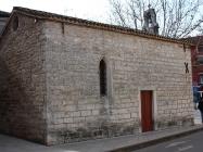 umCrkva Svetog Roka, sagrađena 1514. godine. Umag. Autor: Aldo Šuran (2010.)