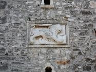 Mletački lav na zvoniku. Umag. Autor: Aldo Šuran (2010.)