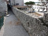 Gradske zidine. Umag. Autor: Aldo Šuran (2010.)