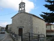 Crkva Svetog Ivana Krstitelja iz 16. stoljeća, Vižinada. Autor: Aldo Šuran (2007.)