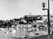 Pogled na Vrsar 1996. godine, Vrsar. ( fn. 28904) Iz arhive Arheološkog muzeja Istre