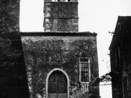 Kaštel u Završju početkom 60-ih godina, Završje. (fn. 6030.) Iz arhive Arheološkog muzeja Istre