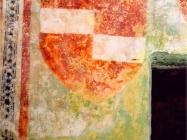 Freske u crkvi Svetog Antuna, Žminj. (fn. 45324) Iz arhive Arheološkog muzeja Istre