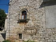 Renesansna palača iz 16. stoljeća. Žminj. Autor: Aldo Šuran (2007.)