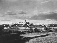 Panoramski snimak, Žminj. (foto Orel) Iz arhive Arheološkog muzeja Istre