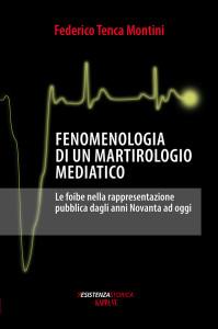Fenomenologia di un martirologio mediatico naslovnica