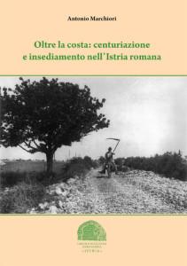 Oltre la costa Antonio Marchiori naslovnica