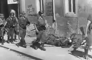 Njemački vojnici u Rijeci sredinom rujna 1943.