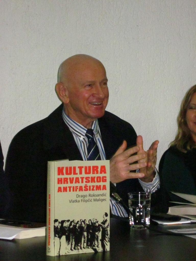 prof. dr. sc. Drago Roksandić
