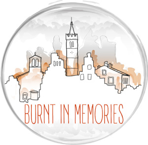 Burnt in Memories logo