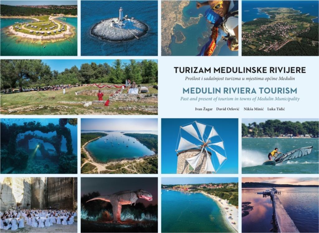 Naslovnica Turizam medulinske rivijere